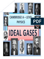 Chapter 10 Ideal Gases