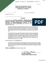VENEZIA RESORT LLC v. FAVRET et al - Document No. 15