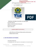 Aula 08 Direito Eleitoral TRE-AM