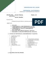 Universidad Del Azuay Proyecto Final Materiales y Componentes