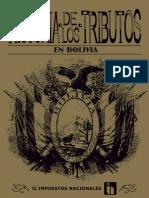 Historia de los Tributos En Bolivia