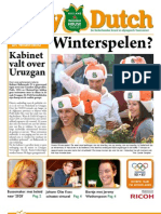 The Daily Dutch #10 uit Vancouver | 20/02/10