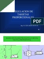Regulacion de Tarjetas Proporcionales