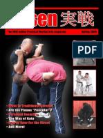 Jissen Issue 1