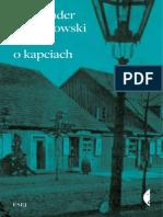 Kaczorowski Aleksander - Ballada o Kapciach