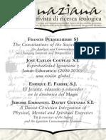 Ignaciana, Rivista Di Ricerca Teologica, 14-2012