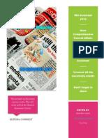 FREE RBI Assistant 2014 Current Affairs1 Magazine ExamPundit