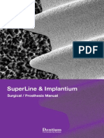 SuperLine and Implantium (Manual)