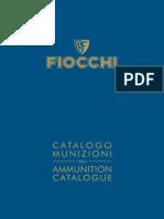 Fiocchi katalógus