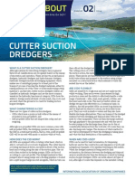 Facts About Cutter Suction Dredgers