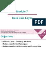 Module7-Data Link Layer