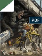 Trollhunters Illustrations