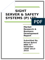 Foresight Server Training Report (Repaired)