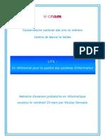 Dossier Itil