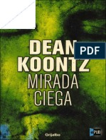 Mirada Ciega - Dean R. Koontz