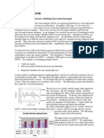 Xploratory Data Analysis Molding Operation Example