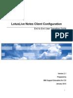 LLN Client Configuration Guide