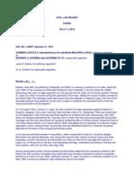 Civil Law Review_july 11, 2015 Cases