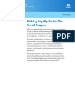 Retail Point of View Making Loyalty Social 0113-1