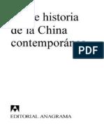 Autores Varios, Breve Historia de La China Contemporanea