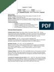 teacher resume-website
