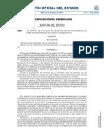 Ley 19/2015 de reforma en la Justicia y el Registro Civil