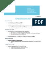 Kazakhmys Half-Yearly Results 2014.pdf