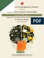 FDP Poster