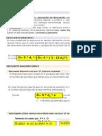 2013_0330 Descuento - Conceptos y Ejemplos 4.22 Al 4.46