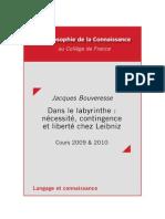 Bouveresse - Cours Leibniz