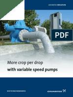 Grundfos Irrigation