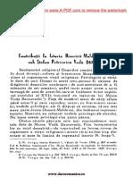 C. a. Stoide - Contributii La Istoria Bisericii Moldovenesti Sub Stefan Petriceicu (1942)