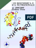 Bichimica Generale e Biochimica Nutrizionale-Giordano Perin
