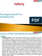 9(a)the Beginning of the Gandhian Era.ppt