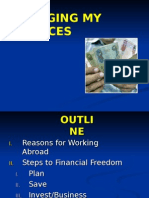 5 Managing My Finances Revised July2011