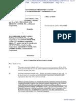 BLACKWATER SECURITY CONSULTING, LLC et al v. WESTCHESTER SURPLUS LINES INSURANCE COMPANY et al - Document No. 34