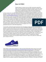 Acheter Nike Free Run 4.0 TB53
