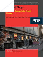 Critical plays embodied research for Social change