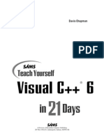 Teach Yourself  Visual C++ 6 in 22 Days (If you can)