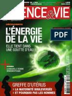 Science & Vie N°1169 - Février 2015