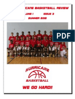 Team Hurricane Basketball Review Summer 2015