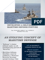 ACEDILLO_Developing a Self-Reliant Maritime Defense Posture