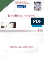 bio ethics islam