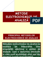 Chimie Analitica - Analiza Instrumental A Curs 7