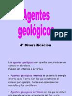 agentes geológicos