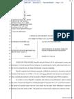 Latham & Watkins LLP v. United States Environmental Protection Agency - Document No. 8