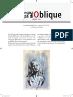 La rassegna stampa di Oblique di giugno 2015