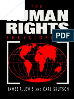 The Human Rights Encyclopedia. Vol. 1