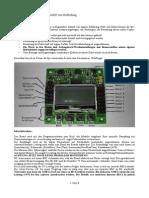 Quadrokopter KK2-Doku V1.2.2