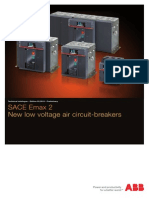 Emax 2 New Low Voltage Air Circuit-breakers